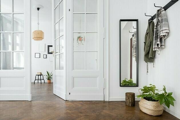 Spacious home interior | McSwain Carpet & Floors