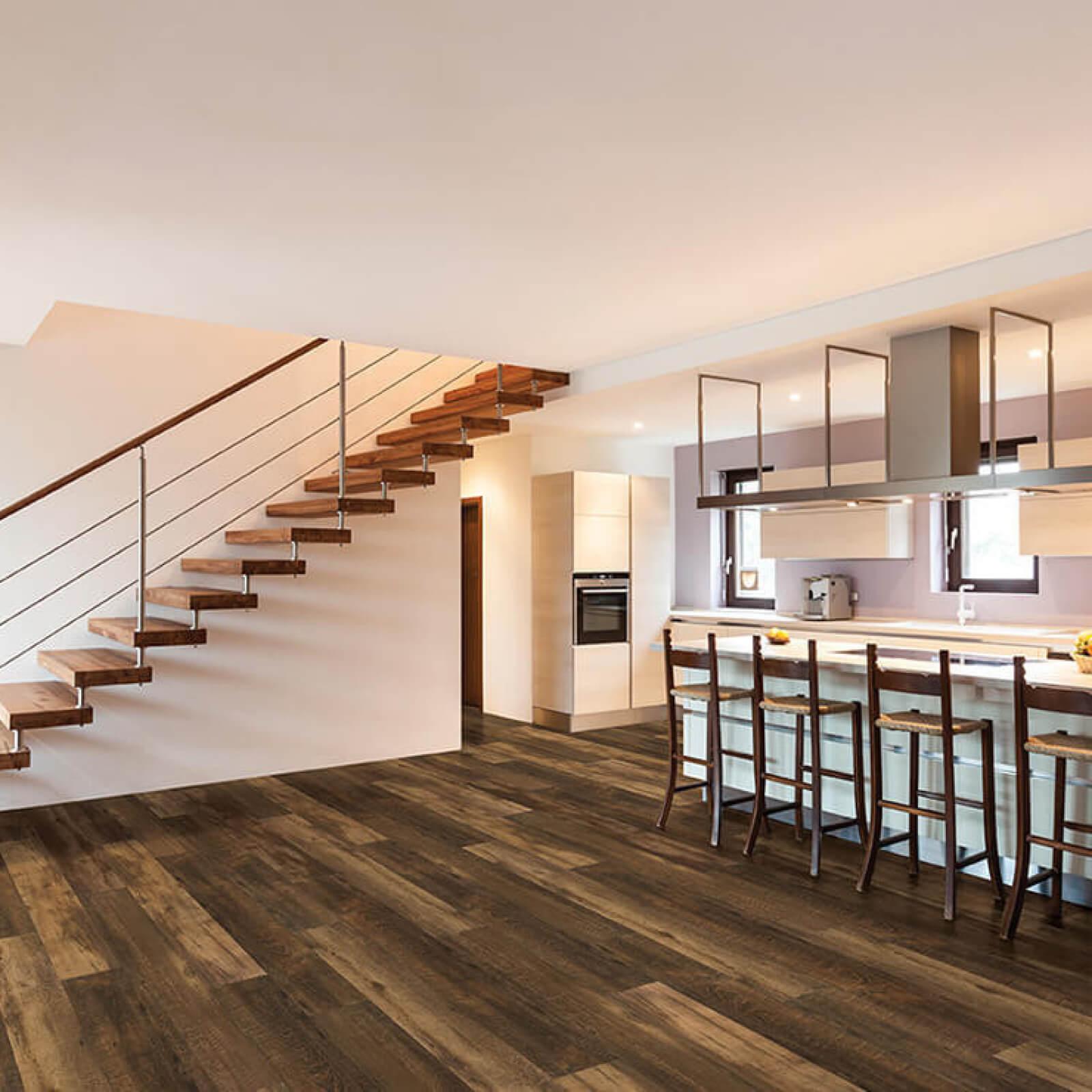Staircase | McSwain Carpet & Floors