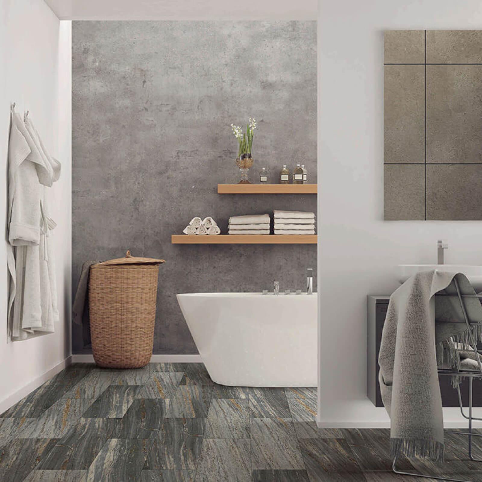 Bathroom flooring | McSwain Carpet & Floors