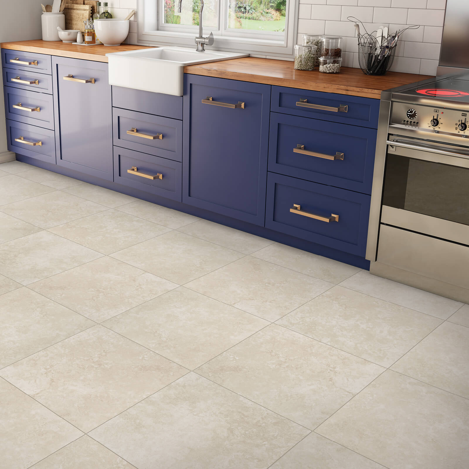 Kitchen interior | McSwain Carpet & Floors