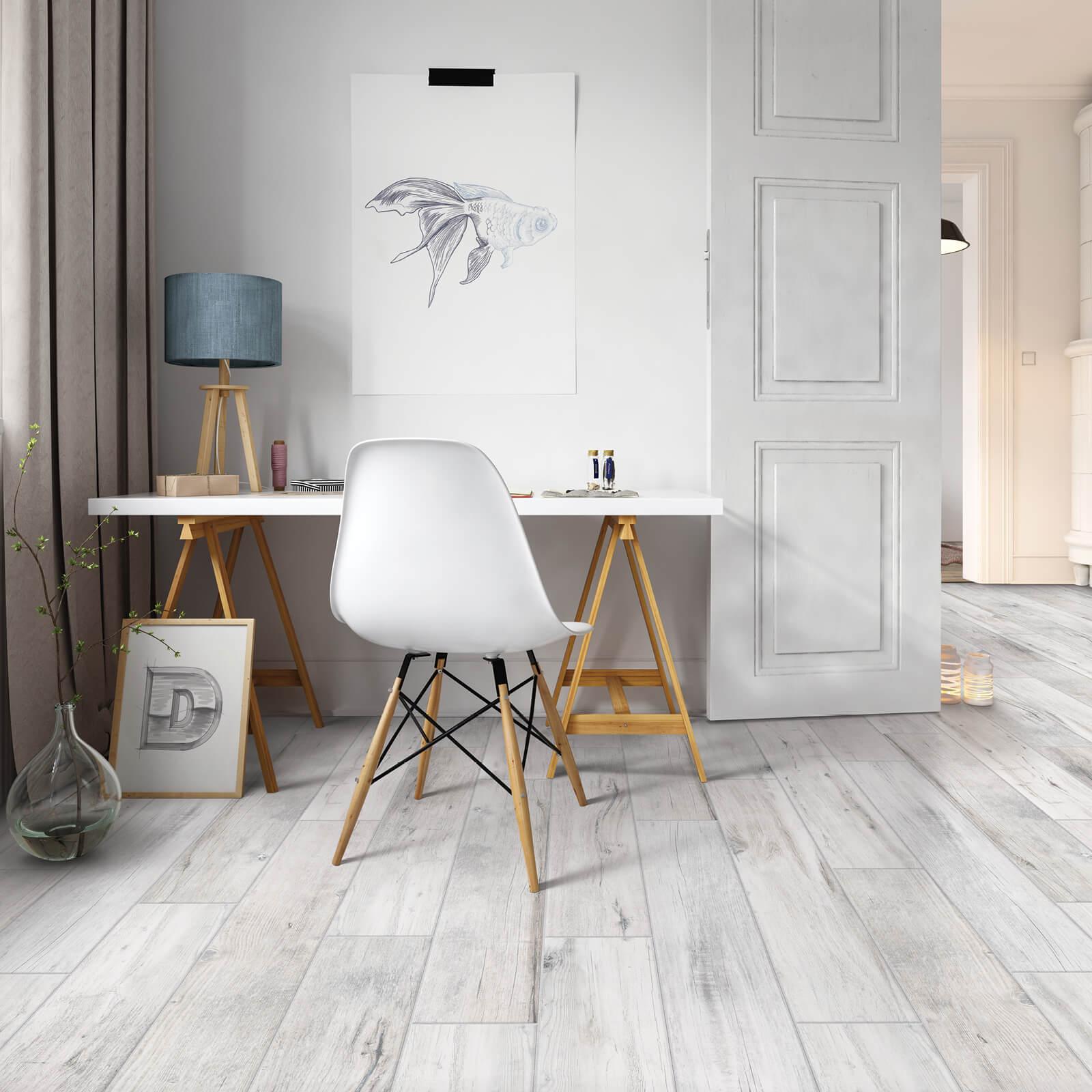 Study room Vinyl flooring | McSwain Carpet & Floors