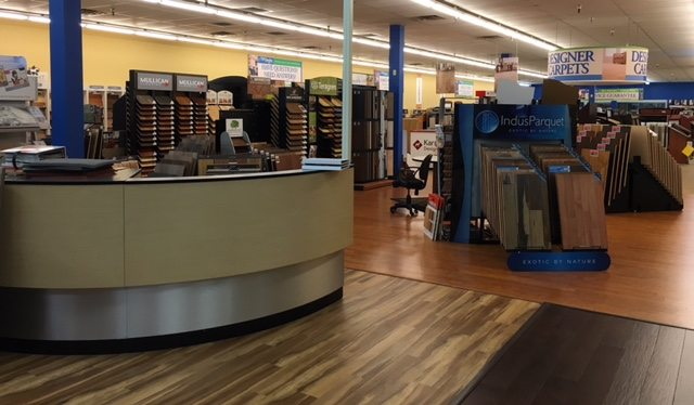 Mcswain pro showroom | McSwain Carpet & Floors