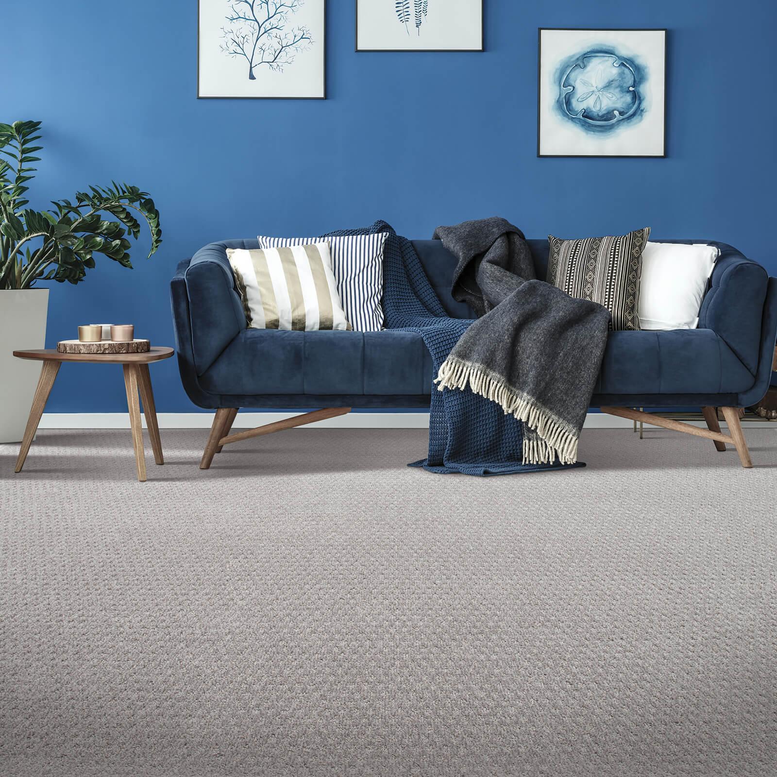 Stylish edge of carpet | McSwain Carpet & Floors