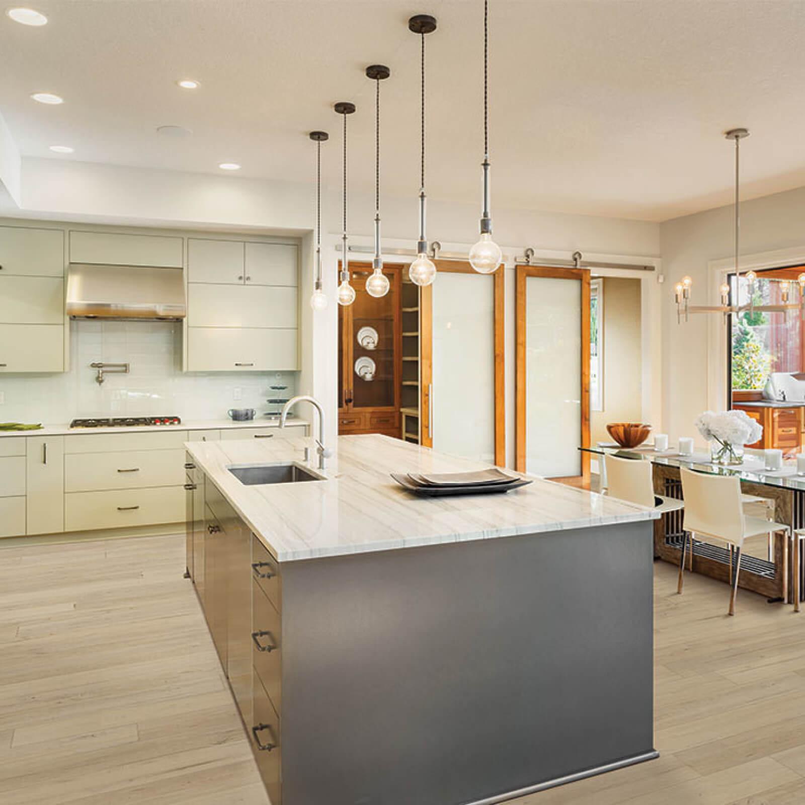 Kitchen flooring | McSwain Carpet & Floors