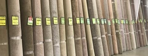 Carpet remnants | McSwain Carpet & Floors