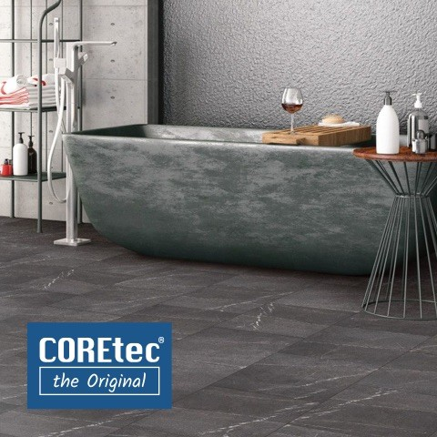 Coretec waterproof flooring | McSwain Carpet & Floors
