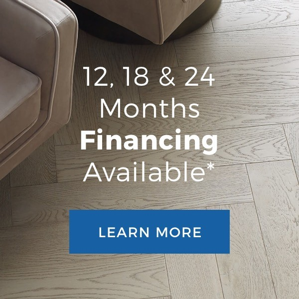 Months financing available | McSwain Carpet & Floors