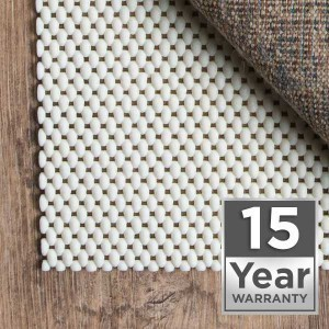 Rug pad 15 year warranty | McSwain Carpet & Floors