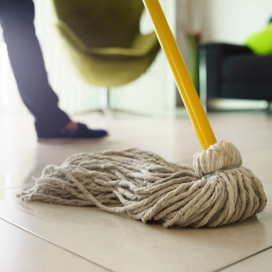 Tiles Cleaning | McSwain Carpet & Floors