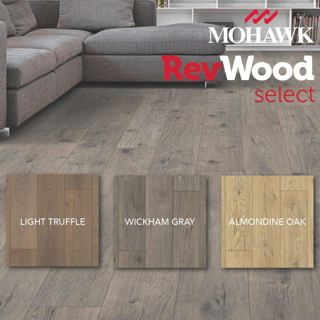 Revwood flooring | McSwain Carpet & Floors