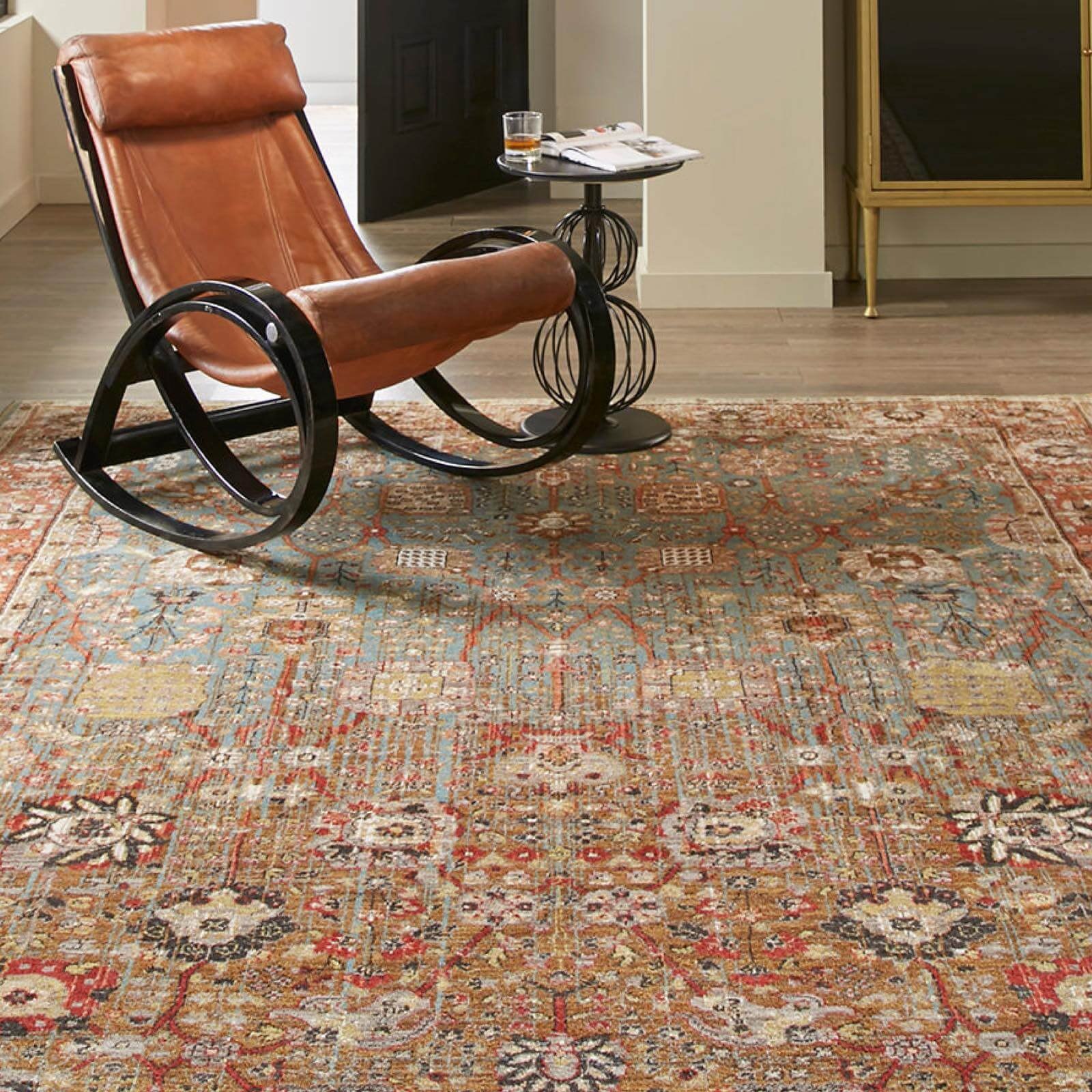 karastan_spicemarket_room | McSwain Carpet & Floors