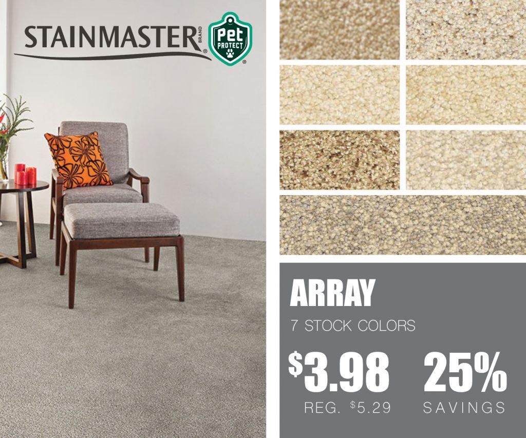 Stainmaster | McSwain Carpet & Floors