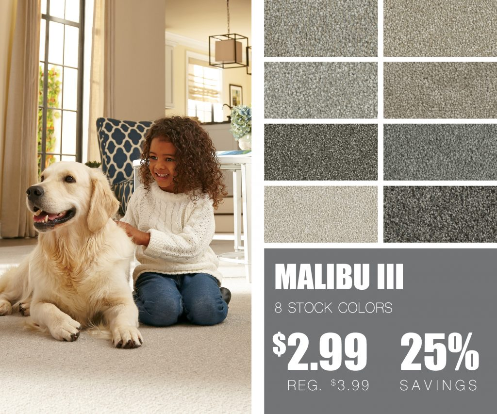 Malibu | McSwain Carpet & Floors