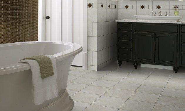 Ceramic Tile Indoors and Outside   McSwain Carpet & Floors
