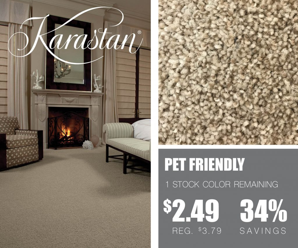 Pet-Friendly | McSwain Carpet & Floors