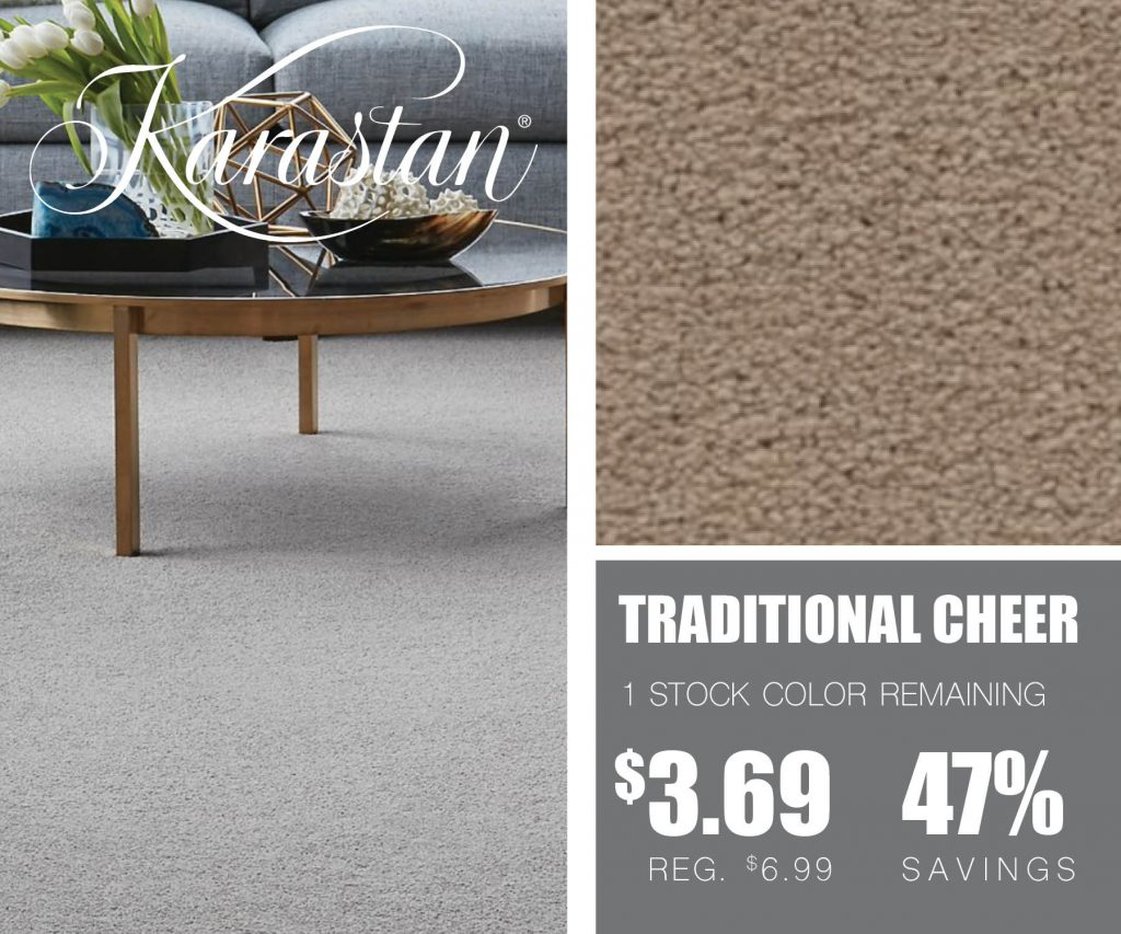 Traditional-Cheer | McSwain Carpet & Floors