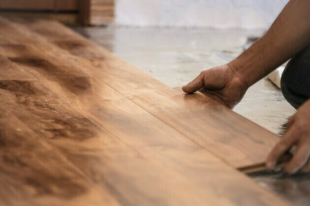 Installing Wood Flooring | McSwain Carpet & Floors