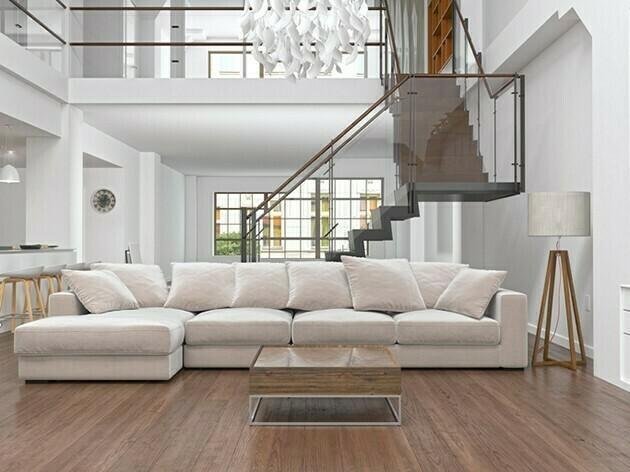 Loft Apartment | McSwain Carpet & Floors