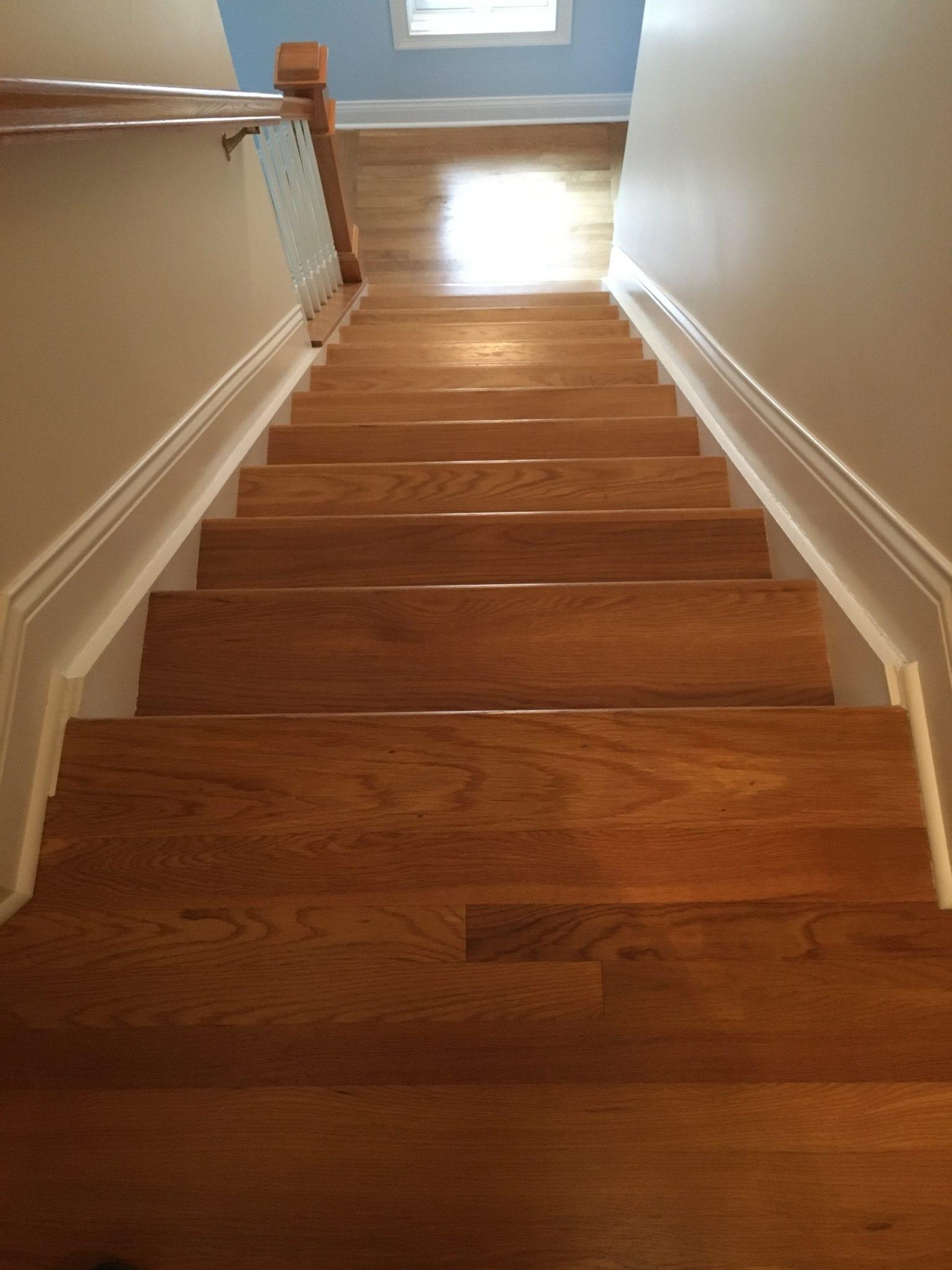 Stairway | McSwain Carpet & Floors