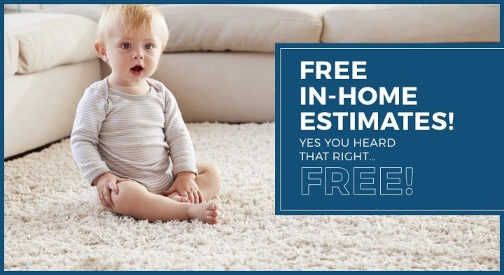 Free In Home Estimate | McSwain Carpet & Floors