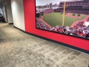 Stadium flooring | McSwain Carpet & Floors