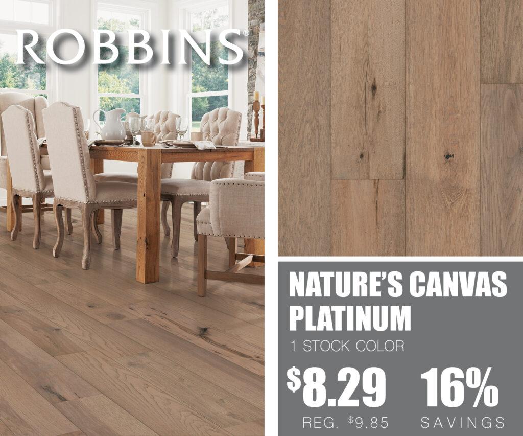 Robbins Platinum
