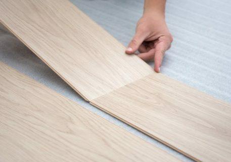 Vinyl Installation | McSwain Carpet & Floors