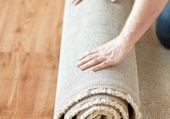 Carpet installation | McSwain Carpet & Floors