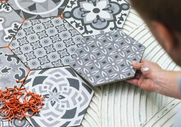 Tiles Installation | McSwain Carpet & Floors